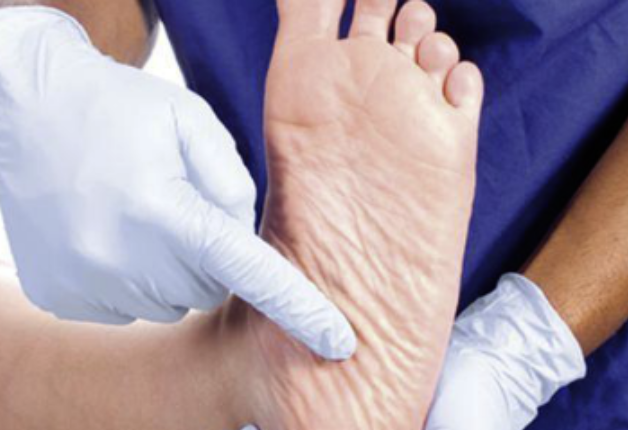 Diabetic Foot Care & Ulcer Treatment