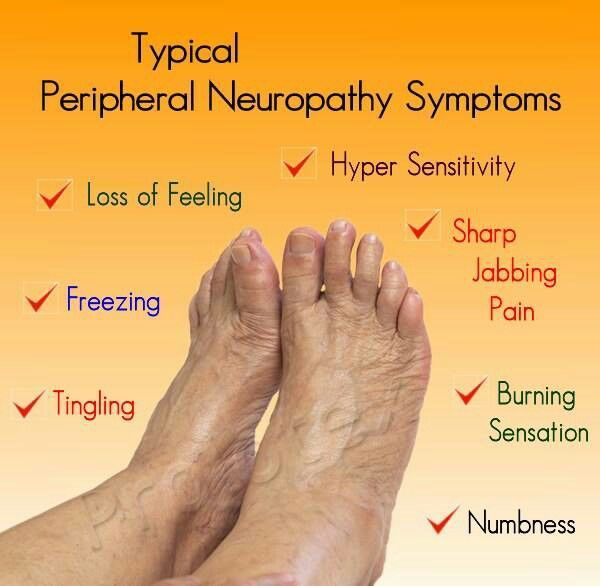 Peripheral Neuropathy Foot Care