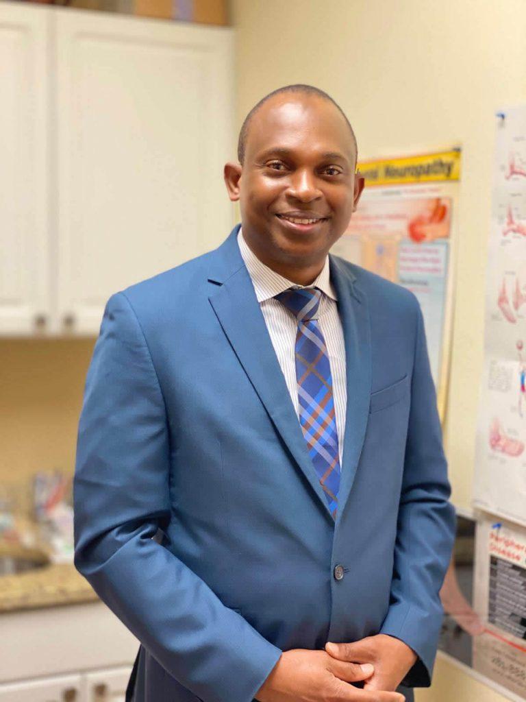 Dr Babajide A Ogunlana