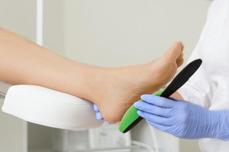 Prescription Custom Orthotics and Shoe Inserts