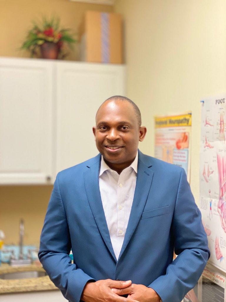 Dr. Ogunlana
